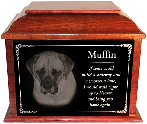 Etched In My Heart Cremation Urn
